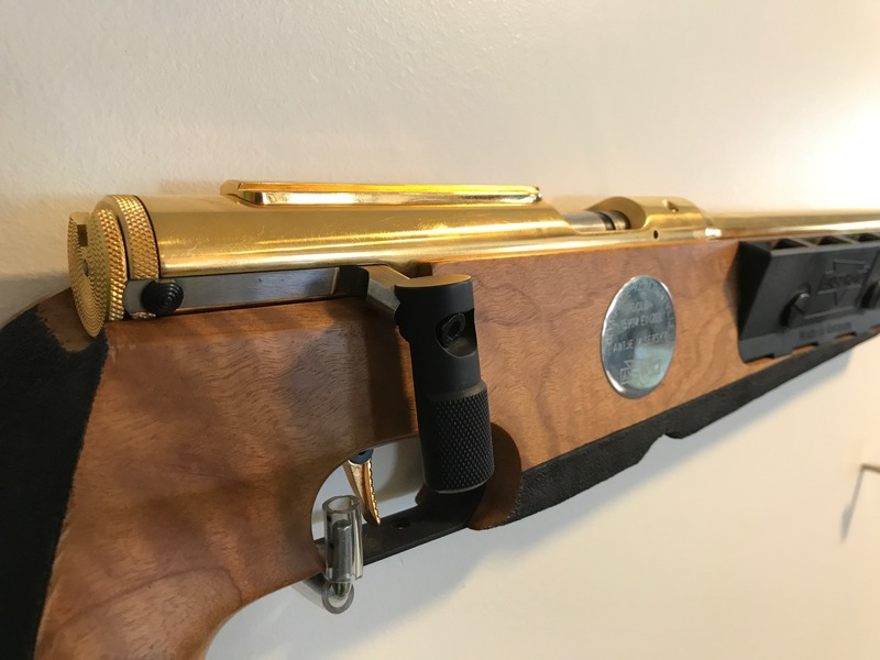 Altius Handcrafted Firearms - Anschutz Gold Fortner