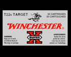 Winchester Super X T22 Target (XT22LR)