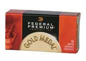 Federal Gold Medal Target 711B  .22lr 40gr